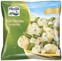 Zdjęcie numer 1 - galeria: FRoSTA: Białe warzywa na patelnię