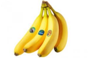 Banany w nowych ubrankach
