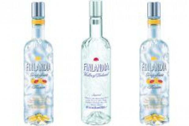 19 proc. wzrost sprzedaży wódki Finlandia