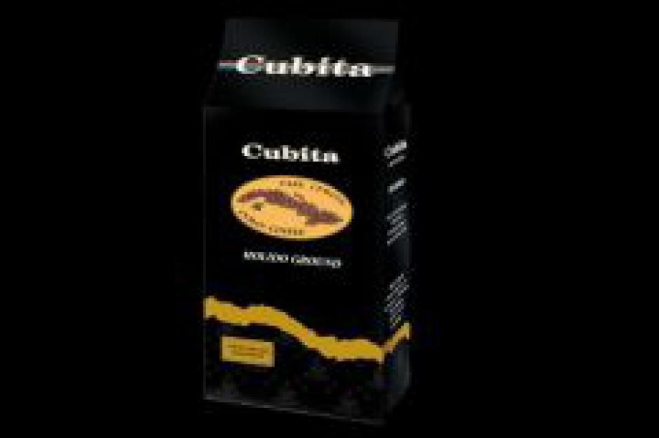 Czarny aromat kawy Cubita