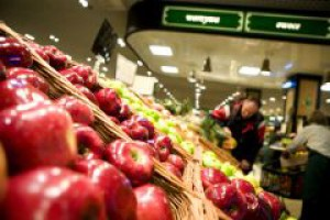 Resort rolnictwa: wzrost cen żywności w Polsce to średnia unijna