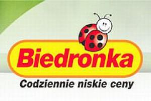 53 proc. wzrost sprzedaży w Biedronkach