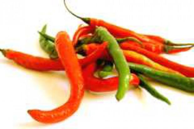 Spłonął bazar z chili