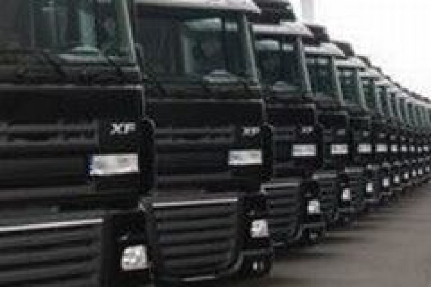 Firmy transportowe nie chcą ciężkich samochodów