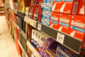 Sprzedaż OTC w sklepach wzrosła o 15 proc.