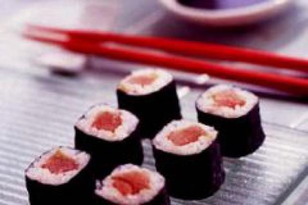 Kolejna restauracja sushi na warszawskiej giełdzie