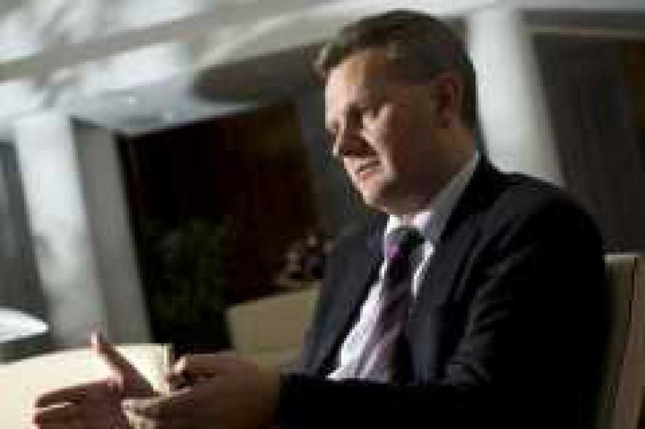 Minister Skarbu: prywatyzacja w większości dla rodzimego kapitału