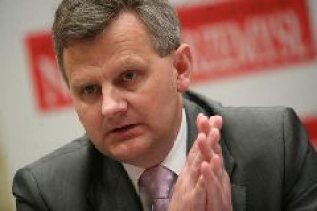 Grad: 12 mld zł z prywatyzacji na zabezpieczenie emerytur