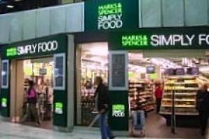 Marks & Spencer: działy z żywnością w każdym naszym nowym sklepie