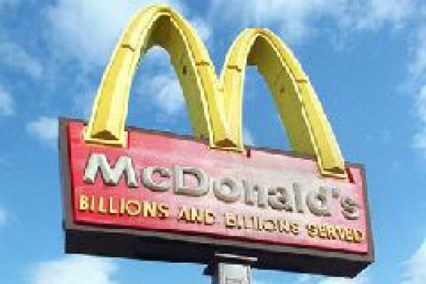 McDonald's nie sprzedaje kanapek z pomidorami w plasterkach przez salmonellę
