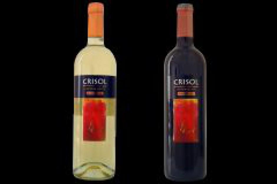 Wino Crisol - specjalnie dla nowożeńców