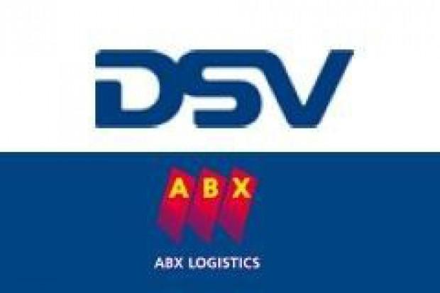 DSV przejmuje grupę logistyczną ABX Logistics