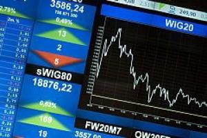 Bessa na GPW: w 2008 r. firmy uzyskały 60 proc. mniej pieniędzy za akcje niż rok temu
