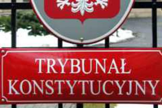 Trybunał Konstytucyjny: ustawa o WOH niezgodna z Konstytucją RP