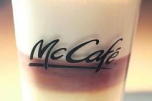 McDonald's otwiera kawiarnie McCafe