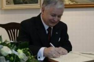 Prezydent podpisał ustawę o organizacji rynku mleka
