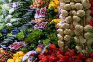 W Broniszach ceny owoców i warzyw niższe niż w 2007 roku