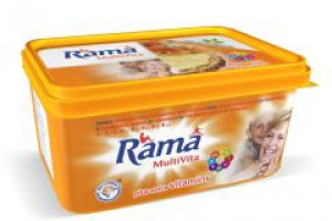 Rama z witaminami