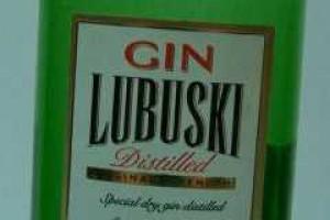 Pernod Ricard będzie musiał sprzedać markę Gin Lubuski