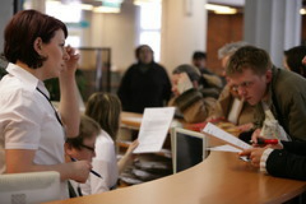 MPiPS: Stopa bezrobocia w lipcu może spaść do około 9,5 proc.