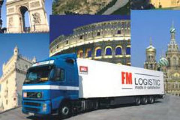 Nowa baza FM Logistic m.in. dla Cadbury