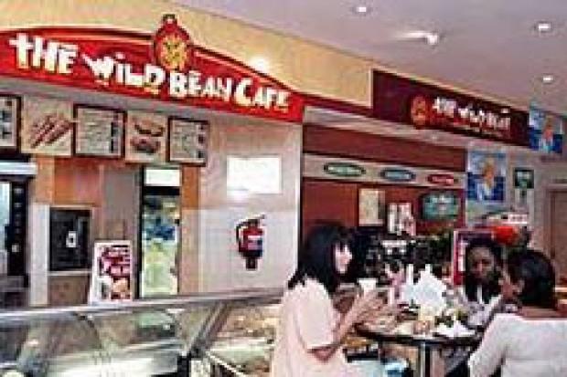 Wild Bean Cafe poza stacjami koncernu BP
