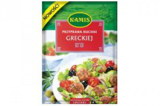 Kamis promuje grecką kuchnię