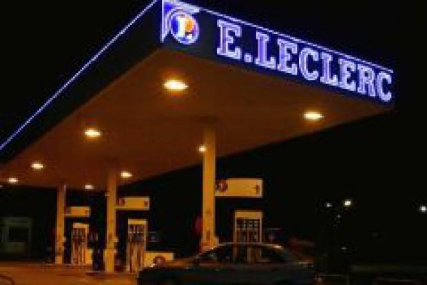 Ruszą kolejne stacje przy sklepach E.Leclerc