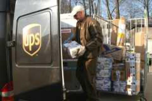UPS rozmawia o fuzji z TNT?