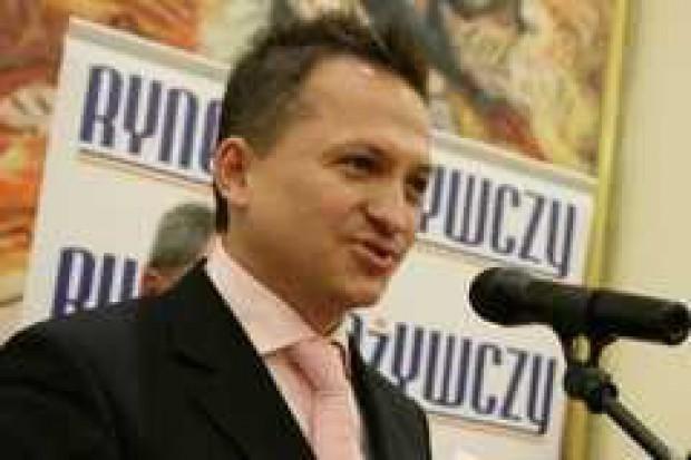 Prezes Krzyżanowski: stawiamy na efektywność działania