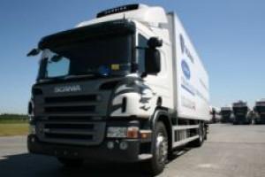 Scania wprowadzi na rynek nowy model samochodu-chłodnii