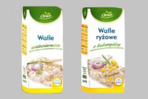 Wafle Orico - na zdrowie i dobre samopoczucie