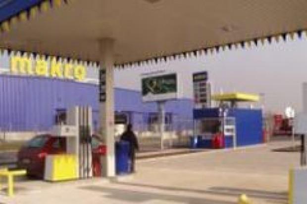 Makro chce mieć w tym roku pięć stacji benzynowych