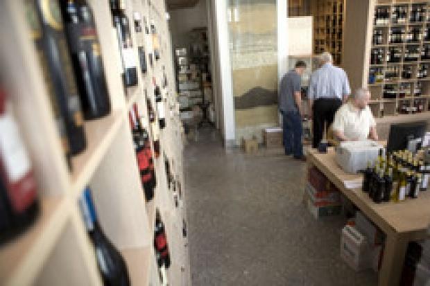 Wkrótce będzie można kupować tłoczone w Polsce wino gronowe