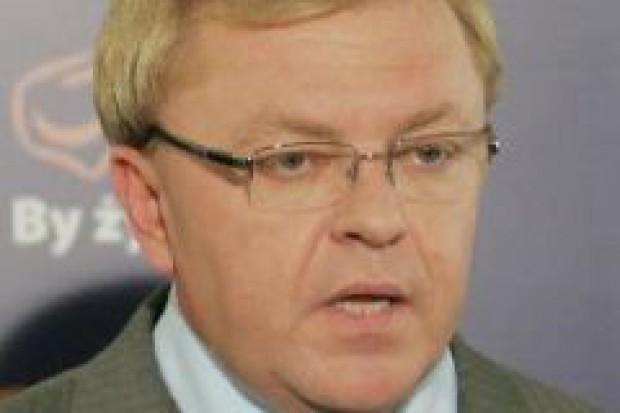 Chlebowski: Nie ma zgody PO na projekt reformy KRUS autorstwa PSL