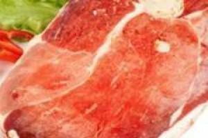Mniejszy eksport wołowiny z Brazylii