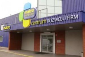 Makro wydało 12 mln zł na budowę pierwszego Centrum Rozwoju Firm