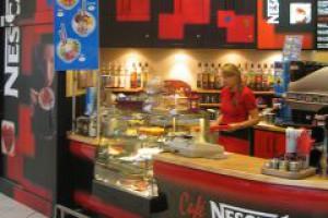 Nescafe za rok chce mieć co najmniej 50 kawiarni