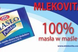 Mlekovita toczy spór o 100 proc. masła w maśle