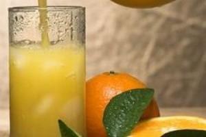 Chiny chcą zdobyć rynek soku pomarańczowego