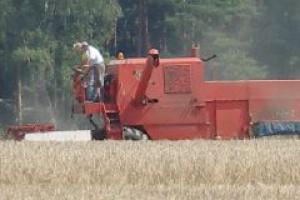 Rolnicy w proteście przeciw importowi zbóż zablokują granicę i najadą Warszawę