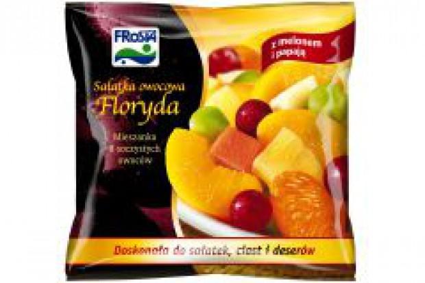 FRoSTA proponuje mrożoną sałatkę owocową