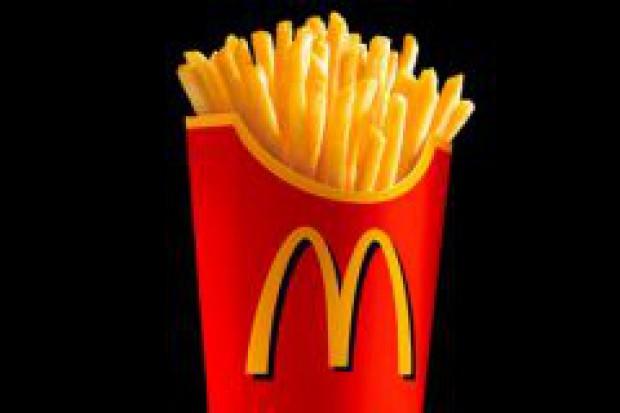 McDonald's pokonał francuskie restauracje