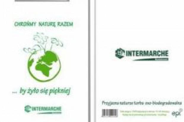 Intermarché rezygnuje z darmowych reklamówek i wprowadza torby ekologiczne