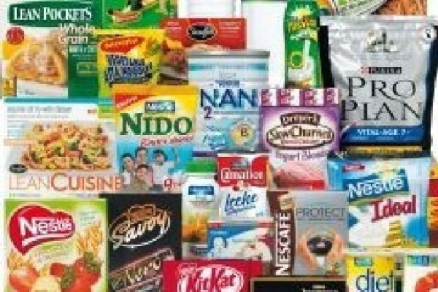 Nestle zwiększa prognozy finansowe