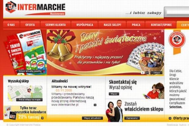 Intermarche ma nowy serwis internetowy