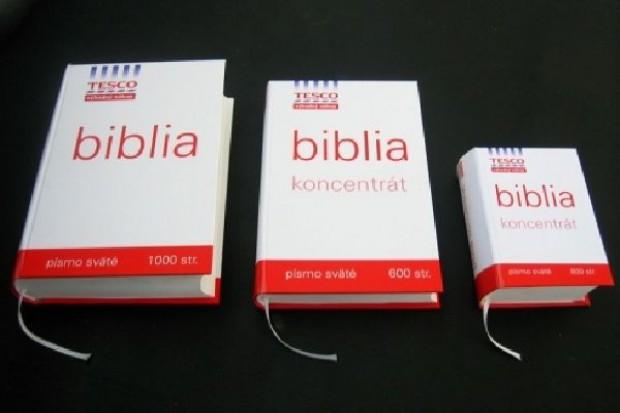 Sztuka: Biblia pod marką własną Tesco