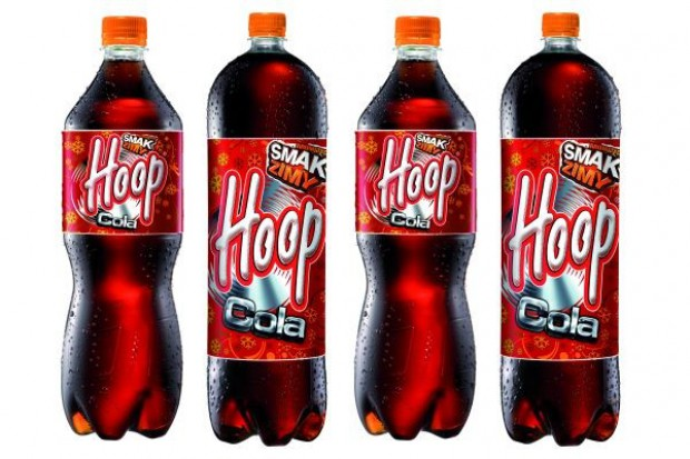 Zimowa Hoop Cola o korzennym smaku