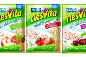 Nestle wchodzi do Polski z marką Nesvita