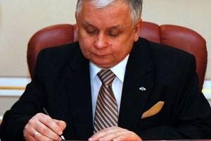 Koniec z fałszowaniem żywności - prezydent podpisał ustawę